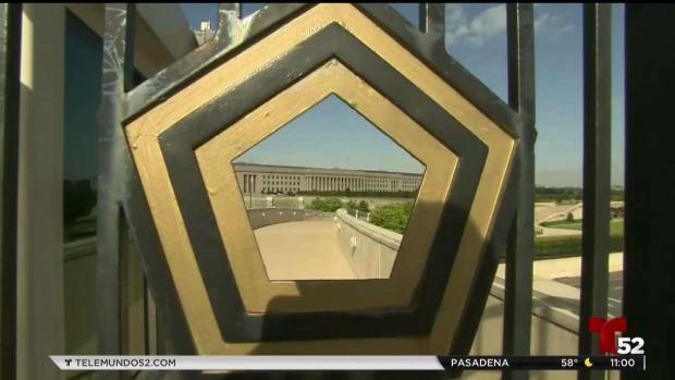 [TLMD - LV] Pentágono autoriza fondos para muro de Trump