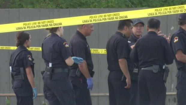[TLMD - Dallas] Policía de Dallas mata a sospechoso y el resulta herido