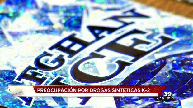 Preocupación por drogas sintéticas K2