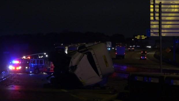 Choque deja tres muertos en Dallas