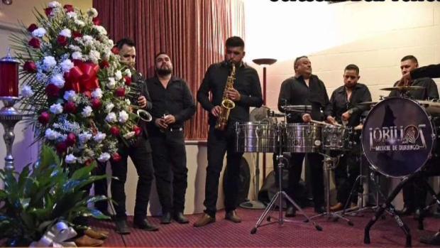 [TLMD - Dallas] Realizan funeral de trabajador y músico en Dallas