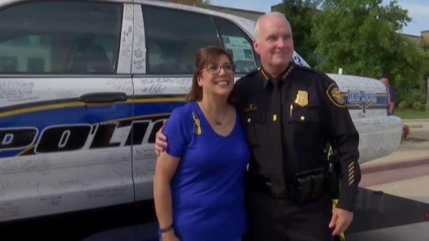 [TLMD - Dallas] Regresa patrulla de oficial asesinado en Fort Worth