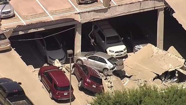 [TLMD - Dallas] Revelan llamadas de emergencia tras colapso en Irving