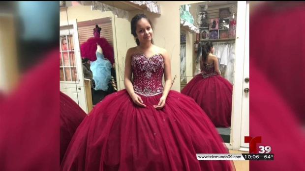 [TLMD - Dallas] Adolescente asesinada iba a celebrar sus XV
