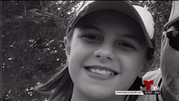 Sigue investigación de niña de Bedford asesinada