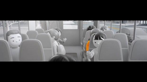 [TLMD - NATL] Samsung presenta su visión de autobús escolar