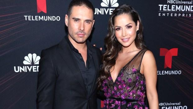 Carmen Villalobos y Sebastián Caicedo cuentan todo sobre su boda