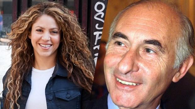 Shakira dedica emotivo mensaje a su exsuegro, el fallecido expresidente argentino