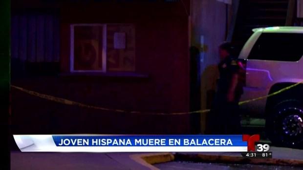 Joven Hispana muere en balacera afuera de un club nocturno