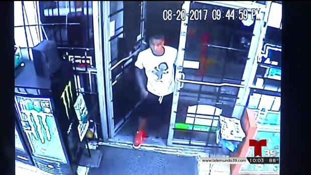 Identifican a hispano baleado en una gasolinera en Dallas