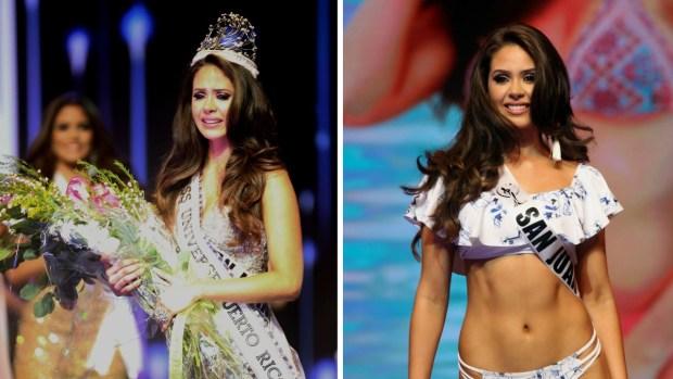 """Danna, la nueva """"reina de Puerto Rico"""" que nació de milagro"""