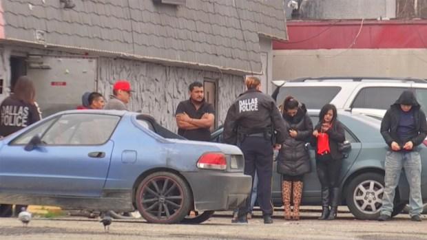 [TLMD - Dallas] Autoridades investigan balacera en Dallas