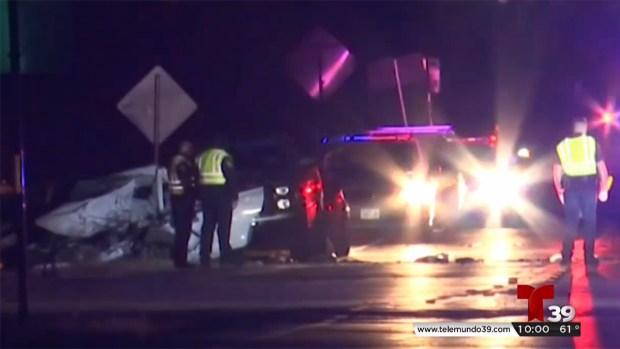 Tres muertos y cinco heridos en Fort Worth