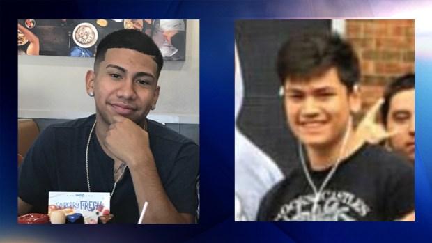Identifican a jóvenes hispanos asesinados en Crowley