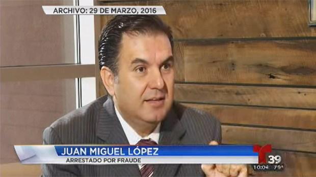 Arrestan a empresario mexicano en el norte de Texas