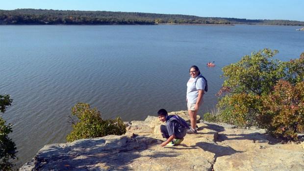 Mineral Wells, el parque estatal que lo tiene todo