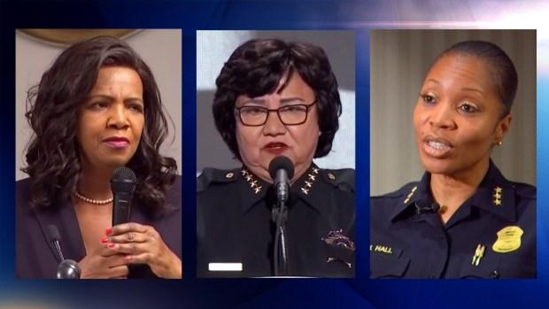 La justicia tiene cara de mujer en Dallas