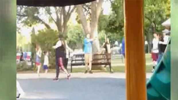 Hombre armado provoca pánico en parque de Mansfield