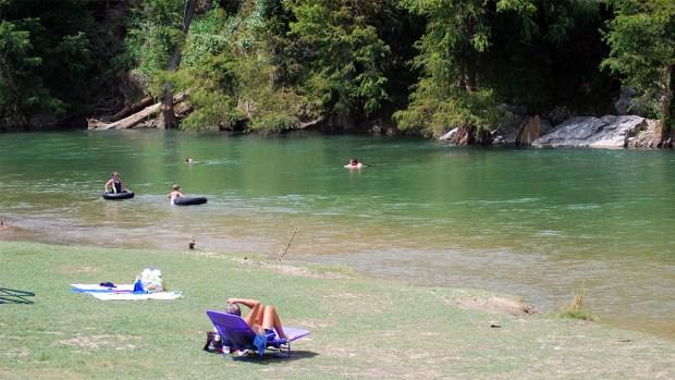 """""""Guadalupe River"""" diversión familiar en el corazón de Texas"""