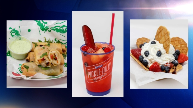 Las nuevas delicias de la Feria Estatal de Texas