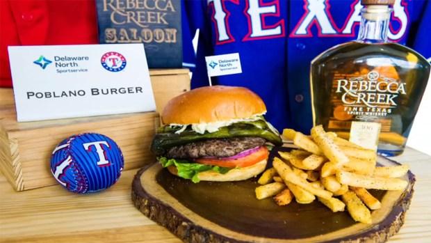 Texas Rangers inician el 2018 con deliciosos platillos