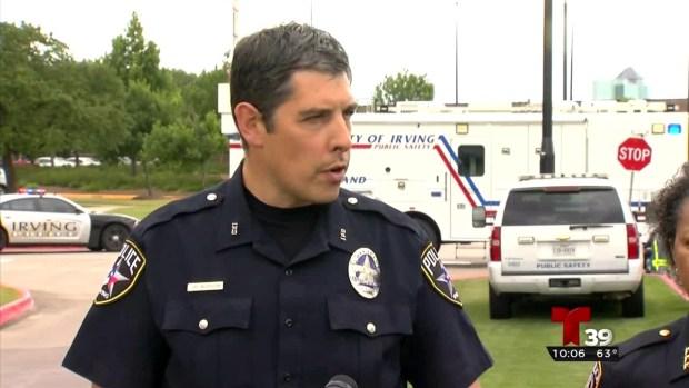 Identifican a los fallecidos en tiroteo en escuela de Irving
