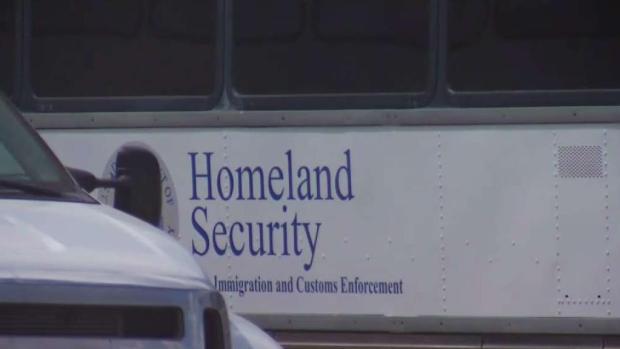 Familias separadas tras operativo en el norte de Texas