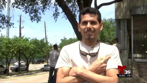 Testigos relatan balacera en un edificio de Dallas
