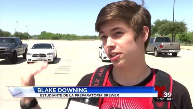 Un estudiante de la preparatoria fue acuchillado por un compañero
