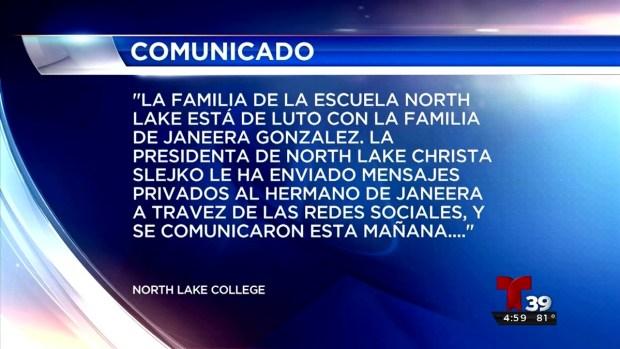 La familia de la estudiante asesinada en una escuela comunitaria busca respuestas