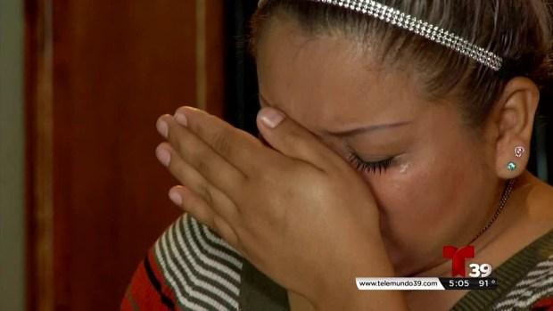 Adolescente americana sigue ''atrapada'' en México