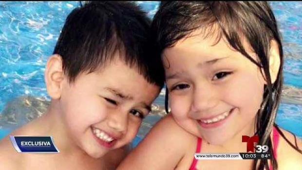 Madre pierde a sus dos hijos en accidente vehicular