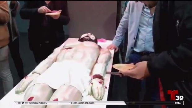 [TLMD - Dallas] Tema del Día: Pastel de Cristo causa polémica
