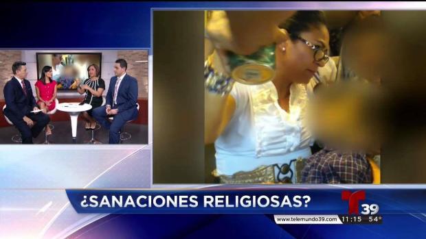 [TLMD - Dallas] Tema del Día: ¿Sanaciones religiosas?