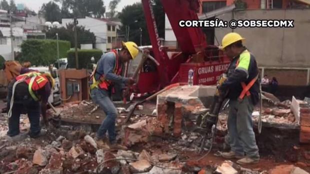 Terremoto en México: La agonía se prolonga