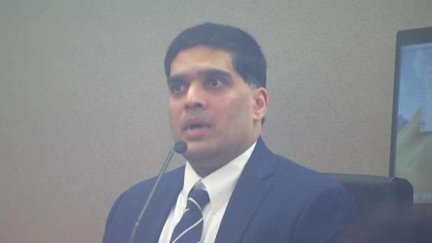 [TLMD - Dallas] Testifica en corte el padre de Sherin Mathews
