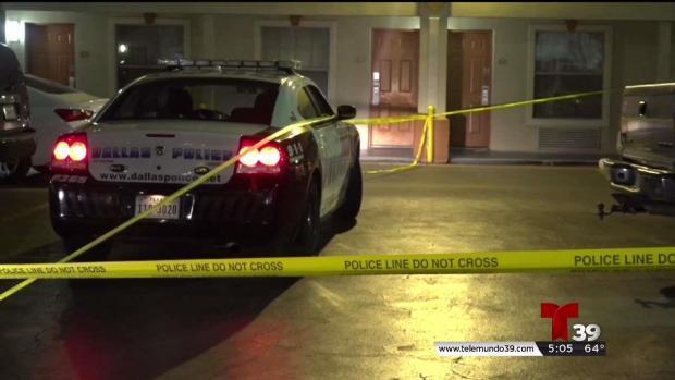 [TLMD - Dallas] Tiroteo mortal afuera de un hotel en Dallas