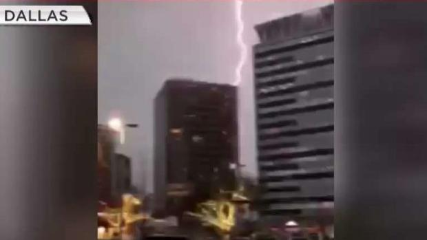 [TLMD - Dallas] Tormentas provocan caos en el norte de Texas