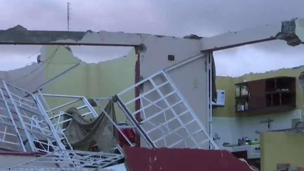 [TLMD - MIA] Tornado devastador en La Habana