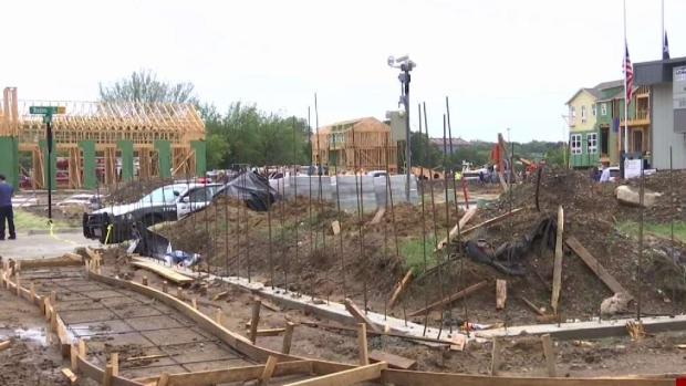 [TLMD - Dallas] Un muerto tras colapso de estructura en Dallas