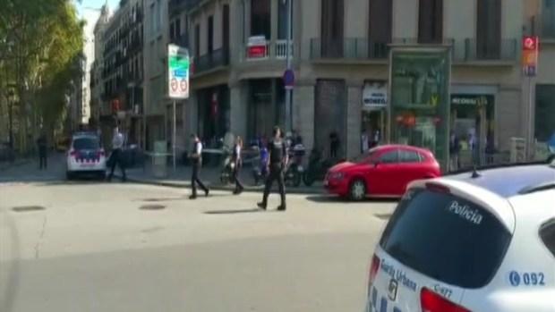 Estado Islámico se atribuye atentado en Barcelona