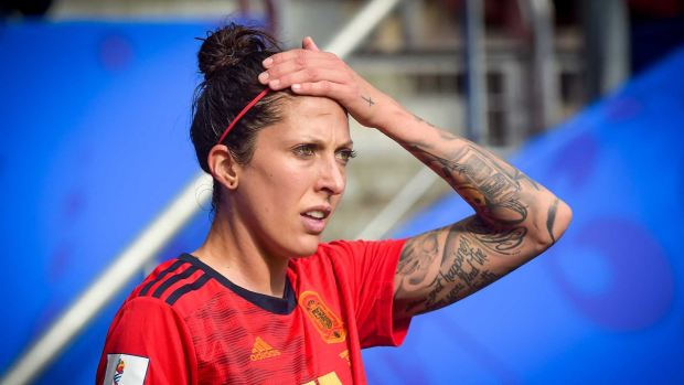 [WWC 2019 -PUBLICADO] Para Hermoso, España jugó mucho mejor que Alemania en el Francia 2019