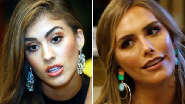 Miss Colombia ahora dice que respeta a Miss España