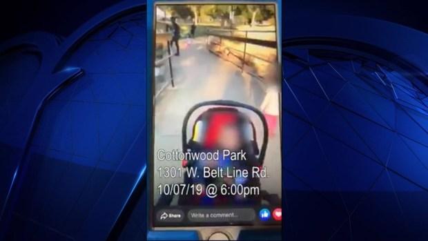 [TLMD - Dallas] Video capta asalto contra madre en Richardson