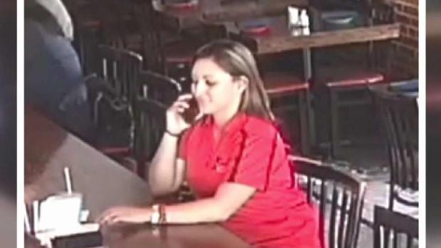 [TLMD - Dallas] Videos muestran la última vez que fue vista Prisma Reyes en Dallas