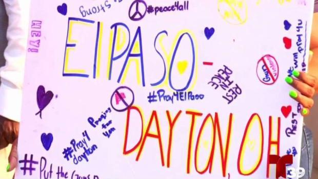 [TLMD - Dallas] Vigilia en Dallas tras masacres
