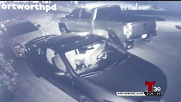 Alertas de robo de autos en Fort Worth