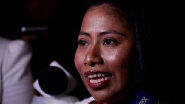 Yalitza Aparicio se pronuncia contra los estereotipos