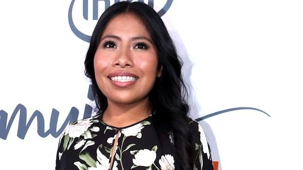 """Yalitza Aparicio, """"feliz"""" de inspirar a niñas de su comunidad"""
