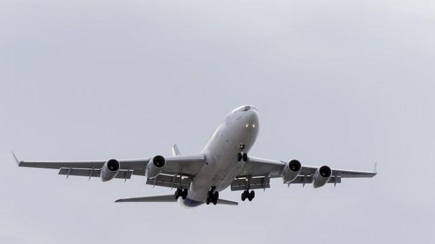 Cae avion en aeropuerto internacional de la Habana